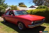 Classic 1976 HOLDEN LX TORANA SL for Sale