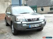 2006 56 NISSAN X-TRAIL 2.5 AVENTURA 5D 163 BHP ONE OWNER  for Sale