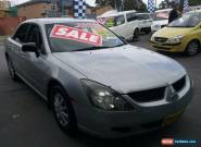 2004 Mitsubishi Magna TL ES Grey Automatic 4sp A Sedan for Sale