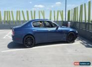 Maserati : Quattroporte Sport GT for Sale
