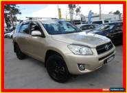 2009 Toyota RAV4 ACA33R MY09 CV Gold Automatic 4sp A Wagon for Sale