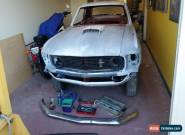 1969 Mustang Coupe L H Drive Restoration project for Sale