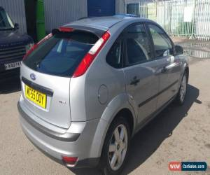 Classic 2006 Ford Focus Sport TDCI 1.8 Diesel, New MOT 114k miles Clean Silver for Sale