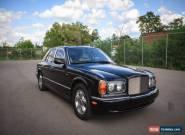 Bentley: Arnage Green Label for Sale