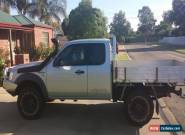 2008 Ford Ranger Extra Cab 4x4 Ute for Sale