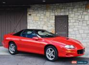 2001 Chevrolet Camaro for Sale