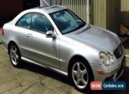 Mercedes-Benz : CLK-Class RWD for Sale