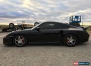 Porsche: 911 Turbo for Sale