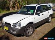 2003 Subaru Forester XS in need of Work for Sale