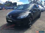 2008 Mazda 2 DE Neo Black Manual 5sp M Hatchback for Sale