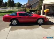 1991 Chevrolet Corvette Base Model for Sale