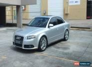 Audi A4 3.0 TDI Quattro S Line (2006) 4D Sedan 6 Spd Automatic Turbo Diesel for Sale