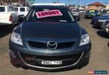 Classic 2009 Mazda CX-9 Luxury Grey Automatic 6sp A Wagon for Sale