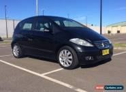 MERCEDES BENZ A CLASS A170 ELEGANCE AUTOMATIC  for Sale