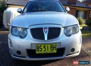 Rover 75 CdTi (2004) 4D Sedan Automatic (2L - Diesel Turbo F/INJ) 5 Seats for Sale