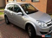 Vauxhall Astra Silver 1.8 Petrol Auto 2007 for Sale