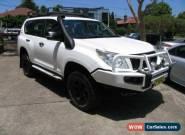 2010 Toyota Landcruiser Prado KDJ150R GX (4x4) White Manual 6sp M Wagon for Sale