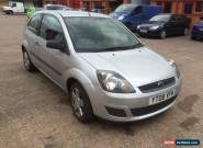 2008 Ford Fiesta 1.2 silver 3 door 73000 miles perfect first car for Sale