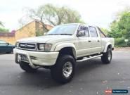 Toyota Hilux SR5 3rz turbo 4x4 for Sale