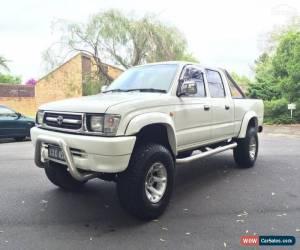 Classic Toyota Hilux SR5 3rz turbo 4x4 for Sale