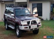 100 Series Toyota Landcruiser GXL for Sale