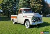 Classic 1957 Chevrolet Other Pickups 3124  CHEVROLET CAMEO for Sale