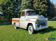1957 Chevrolet Other Pickups 3124  CHEVROLET CAMEO for Sale