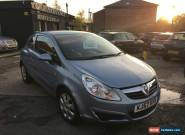 2008 VAUXHALL CORSA CLUB A/C CDTI 1.3 DIESEL for Sale