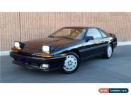 1987 Toyota Supra Turbo Targa Roof for Sale