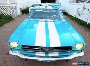 Ford: Mustang DISC BRAKE POWER STEERING PONY INT SHIP WORLWIDE for Sale