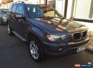 BMW X5 3.0 D SPORT, 2003 for Sale