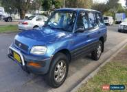 1997 Toyota RAV4 (4x4) Blue Automatic 4sp A Wagon for Sale