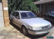 Saab 1996 900s 2.0 (non-turbo) for Sale
