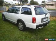 HOLDEN ADVENTRA AWD WAGON. 2006. DRIVES A1. FEB 2017 REG. GREAT TOW VEHICLE. for Sale