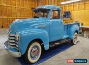 1951 Chevrolet Other Pickups 5 Window for Sale