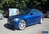 Classic 2008 BMW 325D M SPORT BLUE for Sale