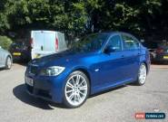 2008 BMW 325D M SPORT BLUE for Sale