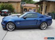 2007 Ford Mustang Shelby GT500 Coupe 2-Door for Sale