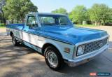 Classic 1972 Chevrolet Other Pickups Pickup for Sale