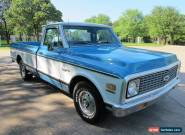 1972 Chevrolet Other Pickups Pickup for Sale