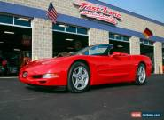 1999 Chevrolet Corvette Base Convertible 2-Door for Sale