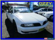 2000 Mitsubishi Magna TJ Executive White Automatic 4sp A Sedan for Sale