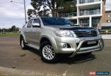 Classic Hilux SR5 Turbo dual cab  ( Like New )  for Sale