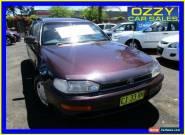1995 Toyota Camry CS-X Plum Manual 5sp M Wagon for Sale
