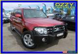 Classic 2009 Mitsubishi Pajero NT VR-X LWB (4x4) Burgundy Automatic 5sp A Wagon for Sale