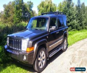 Classic 2006 Jeep Commander for Sale
