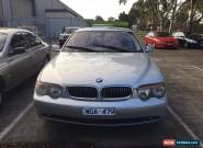 2003 BMW 735i for Sale