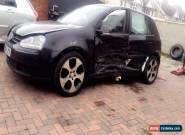 2004 Volkswagen Golf 2.0 SDI CAT B FOR SPARES ONLY for Sale