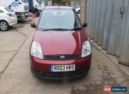 ford fiesta 3dr 1.4 16v zetec 2003 for Sale