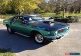 Classic Ford: Mustang Fastback for Sale